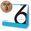 6Weeks Calendar(ブルー)[SG929] @355円~(税込)